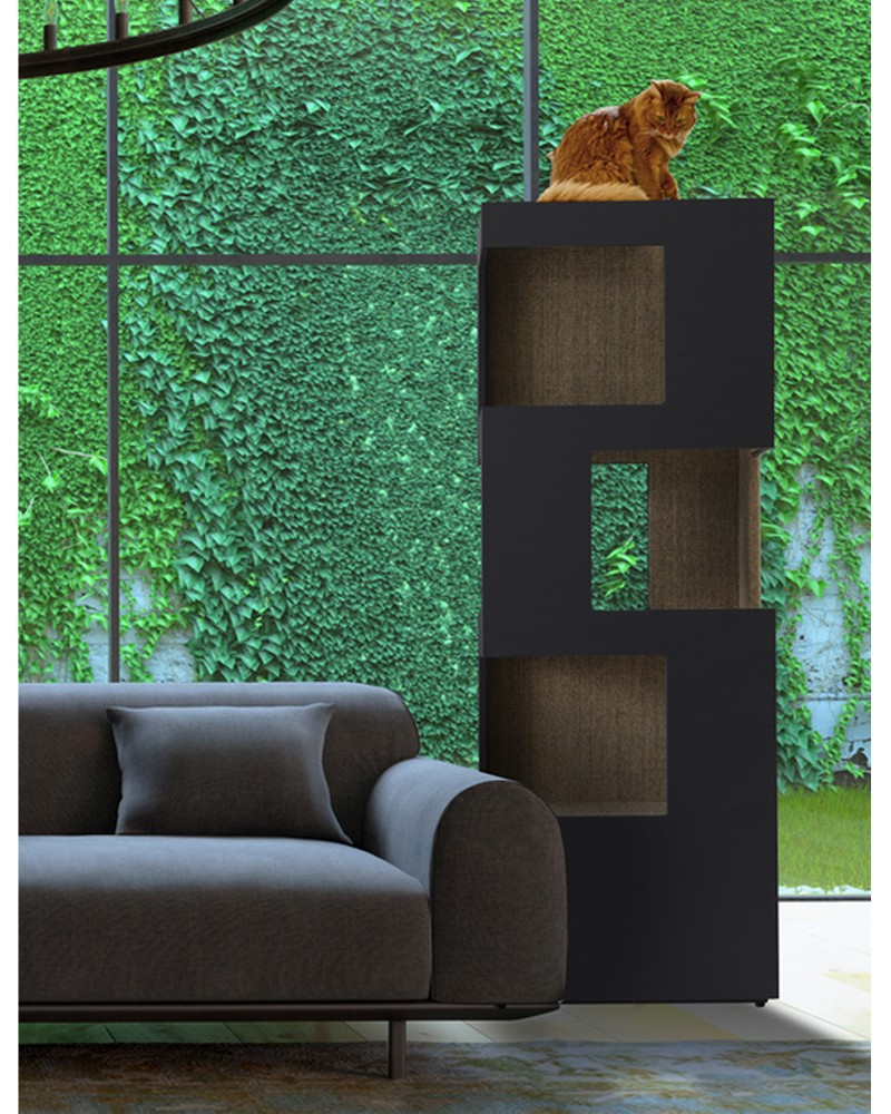 arbre chat de luxe the one collection katzenbaum design. Black Bedroom Furniture Sets. Home Design Ideas