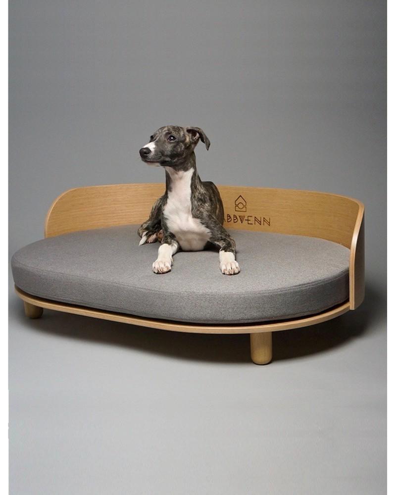 Lit de luxe pour chien