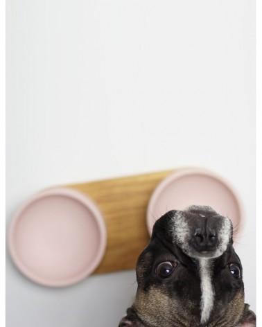 Gamelle haut de gamme chiens