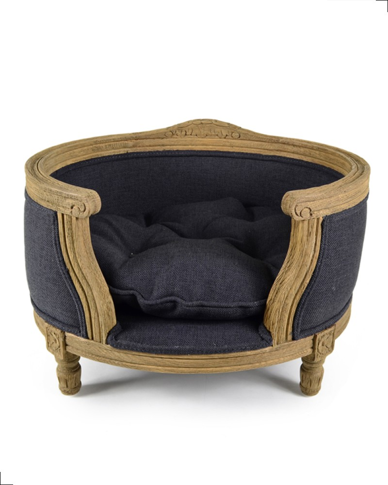 Superbe canapé haut de gamme pour chien de la collection Lord Lou