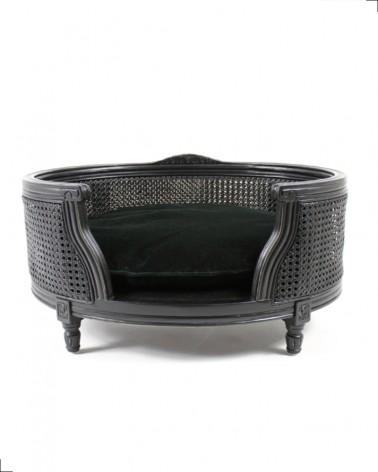 Canapé haut de gamme pour chien issu de la collection Lord Lou (fabrication à la main)