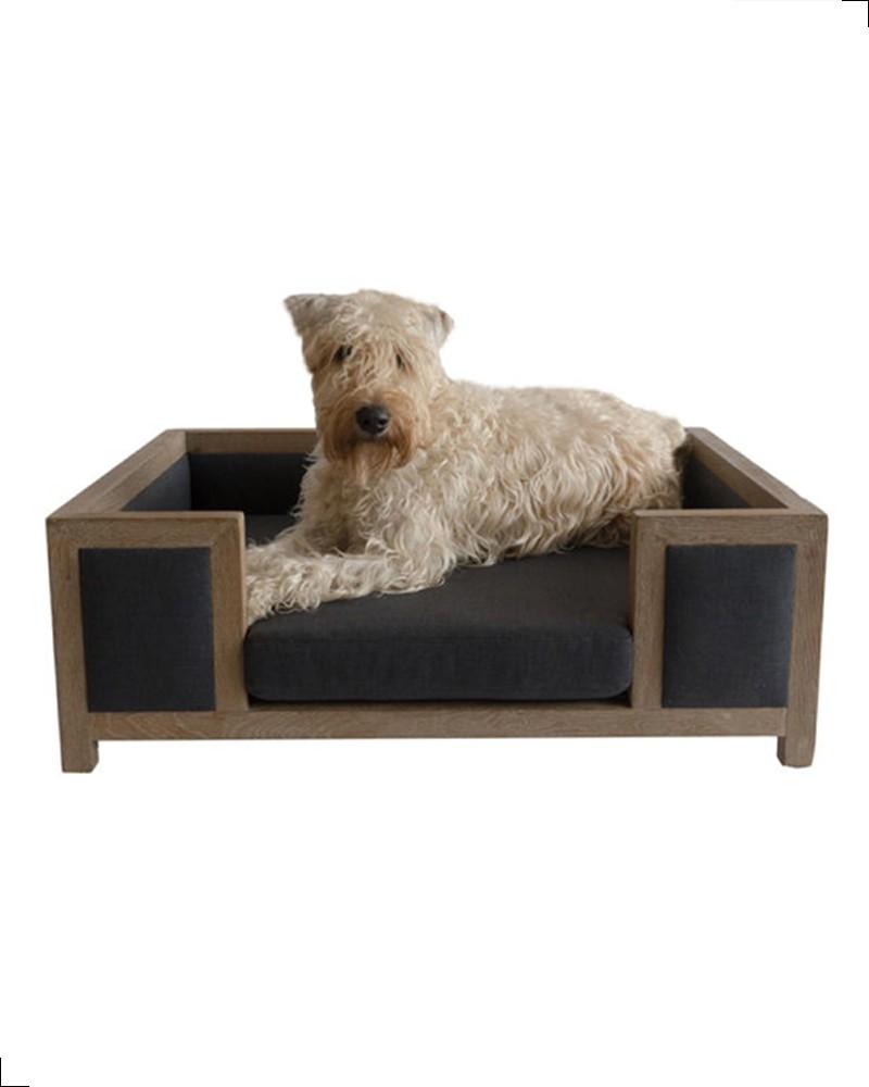 Canapé design pour chien, collection Lord Lou