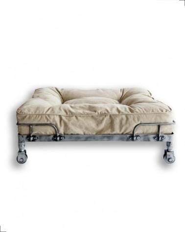 Lit design pour chien modèle wheely, collection Lord Lou
