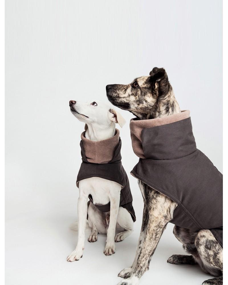 Manteau de luxe pour chien