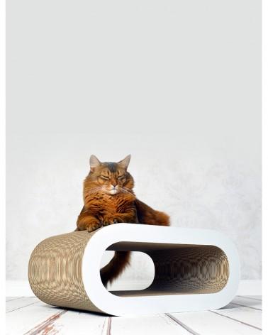 Griffoir haut de gamme pour chat, Le Maître (gamme CAT-ON)