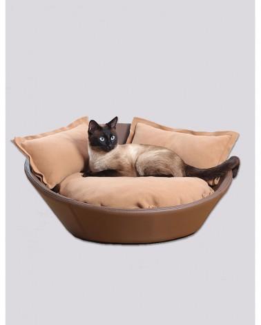 Panier design pour chat